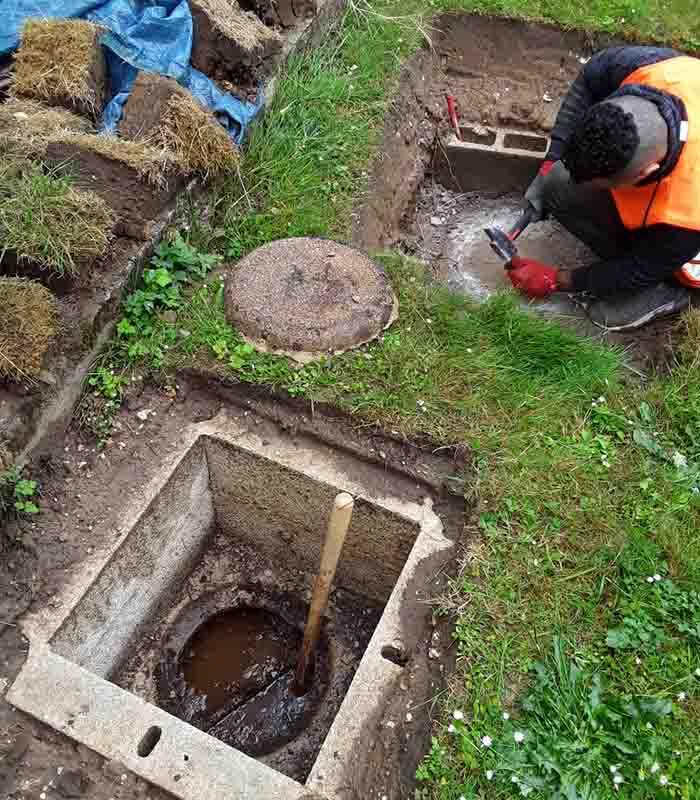 Entreprise de pompage fosse toutes eaux